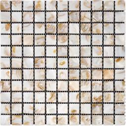 Мозаика из ракушек - SMA-03-25 - 305*305 мм