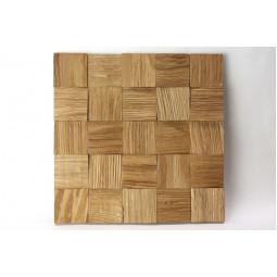 Деревянная 3D мозаика - quadro3d60k-1 - 300*300 мм