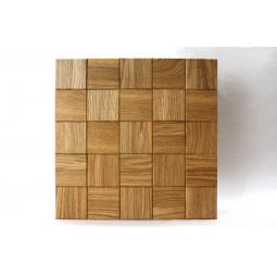 Деревянная мозаика - quadro60s-1 - 300*300 мм