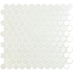 Стеклянная мозаика Circle № 6000 BR - 295*310 мм