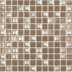 Стеклянная мозаика Edna mix №835 - 317*317 мм