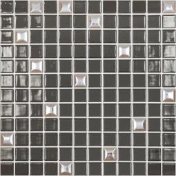 Стеклянная мозаика Edna mix №836 - 317*317 мм