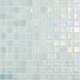Стеклянная мозаика Fusion light green - 317*317 мм