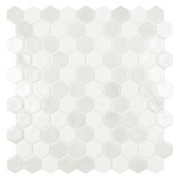 Стеклянная мозаика Hex Colors № 100/514 - 317*307 мм