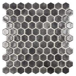 Стеклянная мозаика Hex Colors № 509 - 317*307 мм