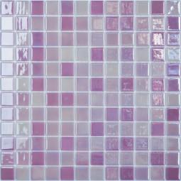Стеклянная мозаика Lux № 404 - 317*317 мм