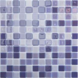 Стеклянная мозаика Lux № 405 - 317*317 мм
