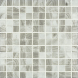 Стеклянная мозаика   Nature Pearl River № 5700 - 317*317 мм