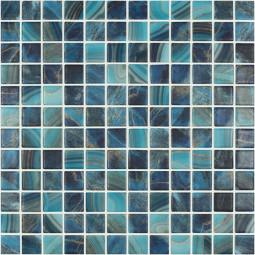 Стеклянная мозаика Nature  Royal №5704 MT 25*25 - 317*317 мм