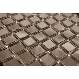 Зеркальная мозаика - B15 - 321*321 мм