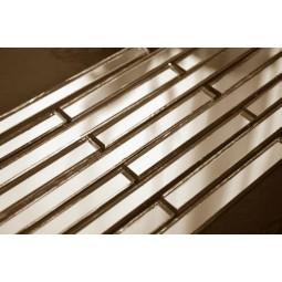 Зеркальная мозаика - B149-2 - 330*310 мм