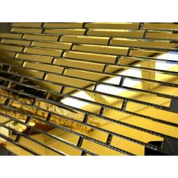 Зеркальная мозаика - G74 - 347*190 мм